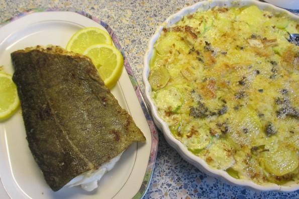 Kartoffel Zucchinigratin 022