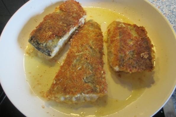 Fisch in Käsekruste 007